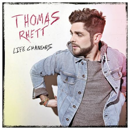 Thomas Rhett - Life Changes Album Cover